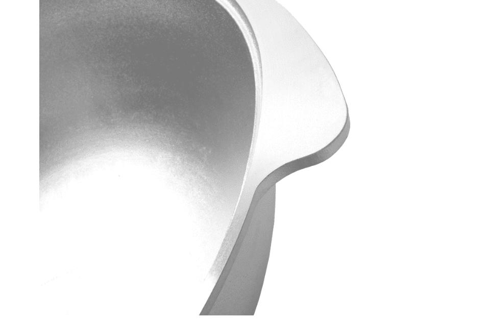 Алюминиевый казан 8 л. Kukmara, без покрытия, к85, плоское дно - фото 10436