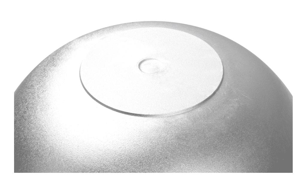 Алюминиевый казан 15 литров с крышкой, Kukmara, без покрытия, к150, плоское дно - фото 10509