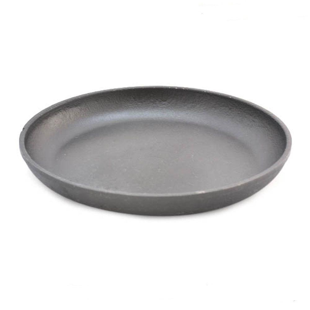 Сковорода чугунная 220х25 мм. Балезинский ЛМЗ - фото 12015