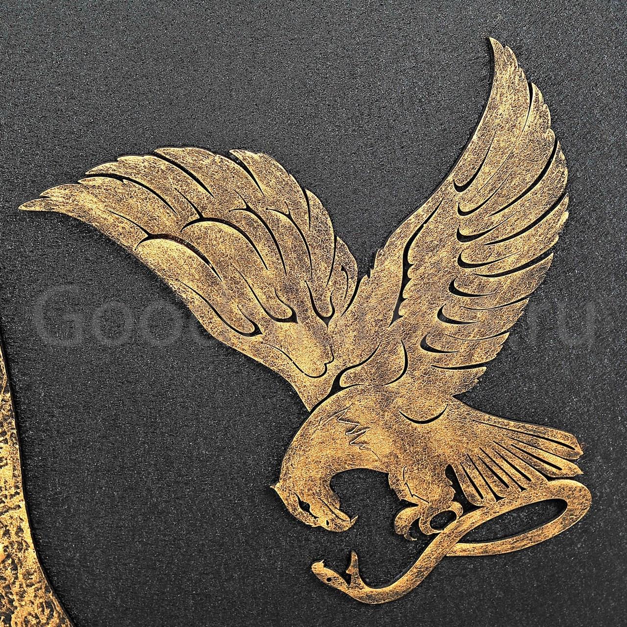 Кованный щит набор шампуров
