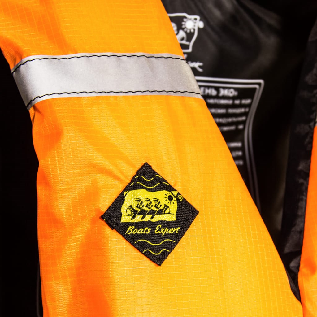 Спасательный жилет Таймень Эко (S) оранжевый - фото 15715