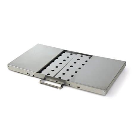 Мангал-Дипломат складной сталь 570х250х720 мм Кедр Плюс - фото 4812