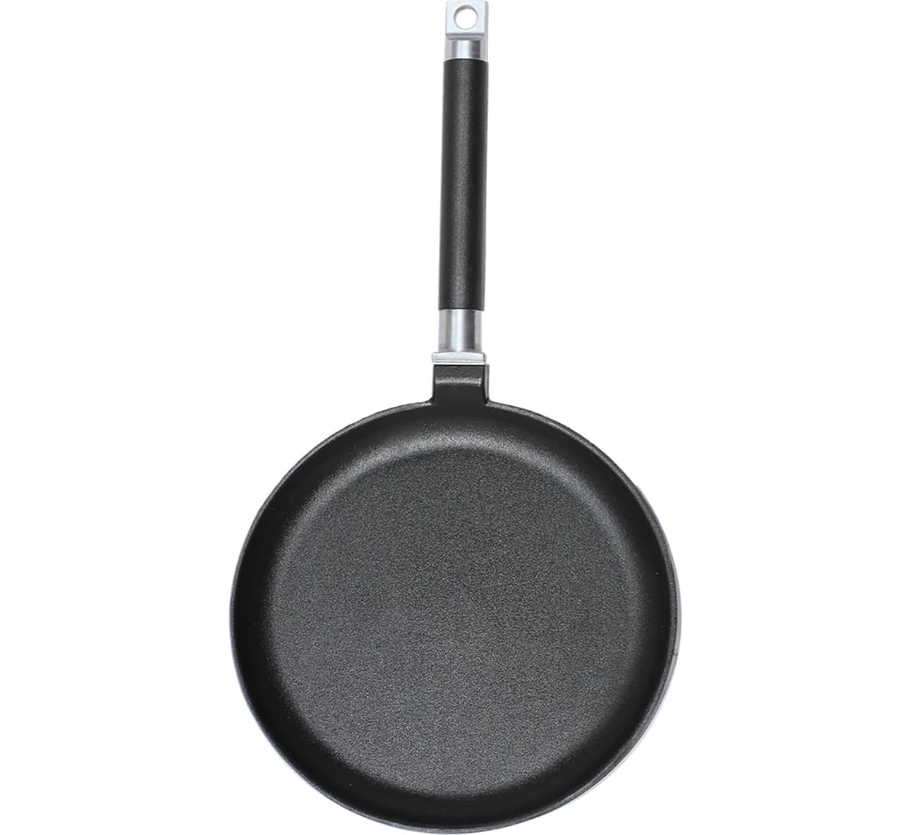 Сковорода блинная 240х20 мм. ровный борт дер.ручка БИОЛ арт.04241 - фото 4999