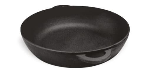 Сковорода 280х60 мм. чугунная с ручками Ситон Ч2860 - фото 5079