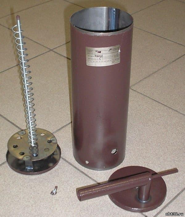 Дымогенератор Дым Дымыч 01 для холодного копчения УЗБИ - фото 5296