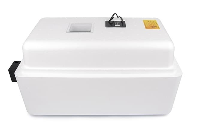 Инкубатор Несушка 36 яиц 220/12 В, автомат. пов., цифр. терм.,гигрометр арт. 45Г - фото 5497