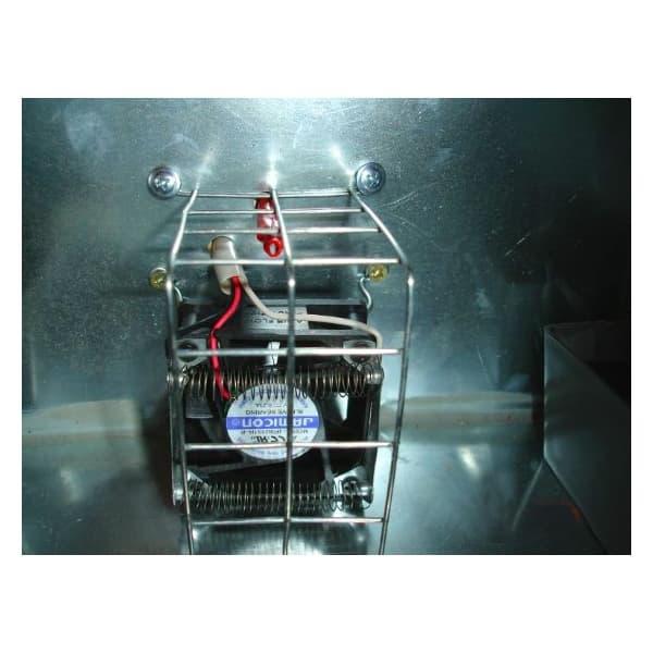 Инкубатор БЛИЦ 72 аналоговый, 220/12В, автомат.поворот, рег. Влажности - фото 5608