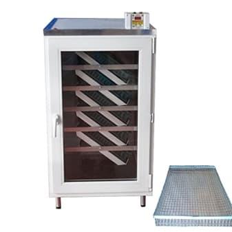 Инкубатор автоматический БЛИЦ БАЗА 630 яиц, цифровой, гигрометр - фото 5694
