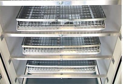 Инкубатор автоматический БЛИЦ БАЗА 630 яиц, цифровой, гигрометр - фото 5697