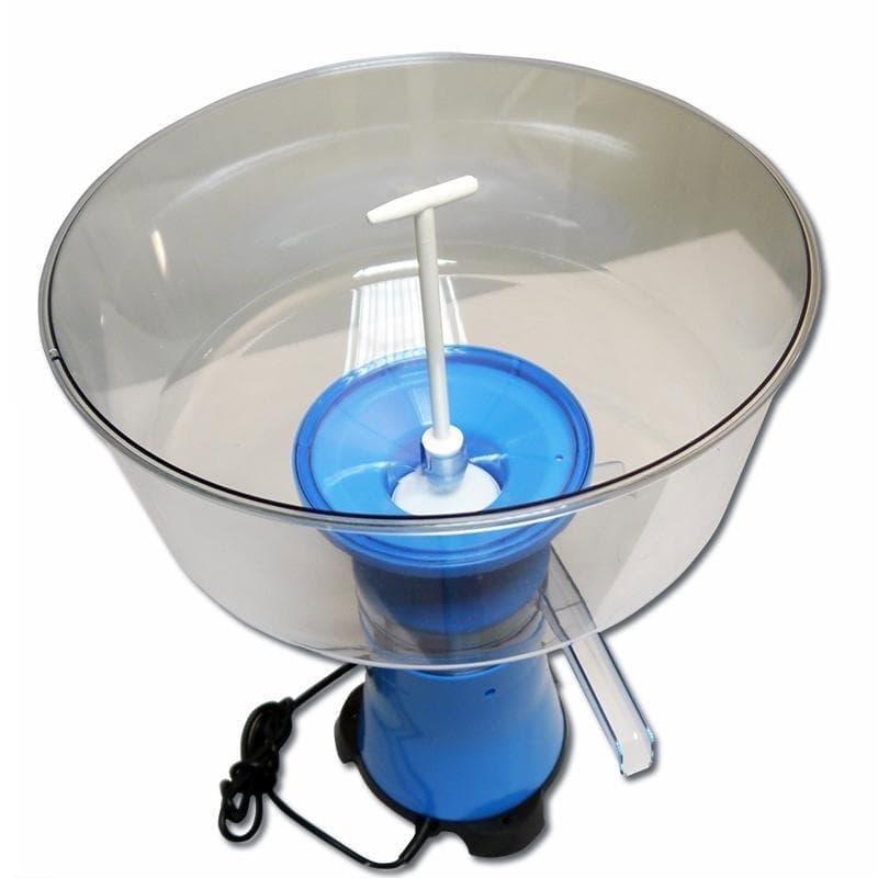 Сепаратор для молоко Мотор Сич 100-19, 100 л/ч, пласт. корпус, пласт. чаша - фото 6040