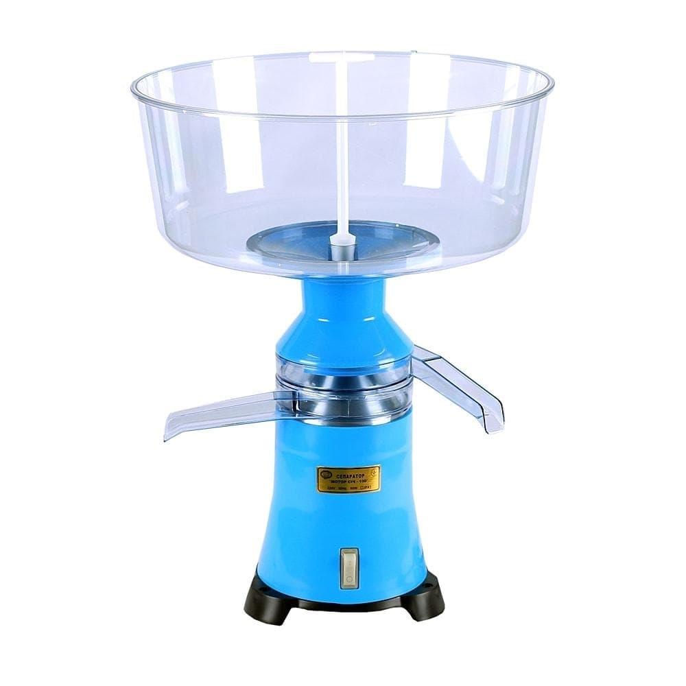 Сепаратор для молоко Мотор Сич 100-19, 100 л/ч, пласт. корпус, пласт. чаша - фото 6042