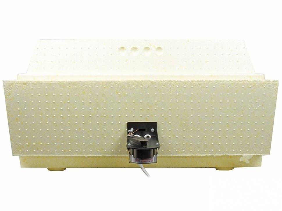 Инкубатор Золушка 70 яиц, автопереворот,220/12В, аналоговый терм., гигрометр - фото 6202