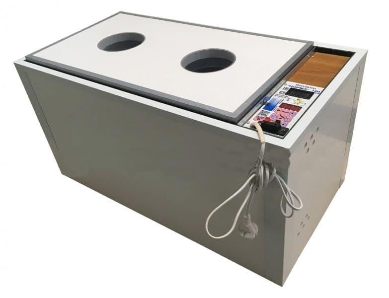 Инкубатор Норма Парка 120 Цифровой 120 яйц, 220/12В, автомат. поворот, гигрометр - фото 6304
