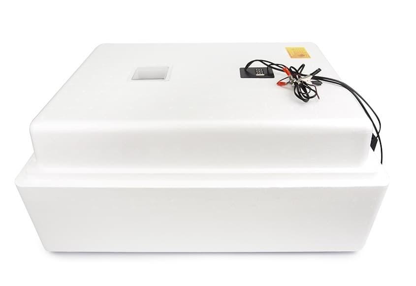 Инкубатор Несушка 77 яиц 220/12 В, цифр. терм.,гигрометр, вентеляция арт. 63 вг - фото 6365
