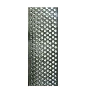 Сетка для помола зерна, крупная 4 мм., для зернодробилок ЗУБР, ЭЛИКОР - фото 6615