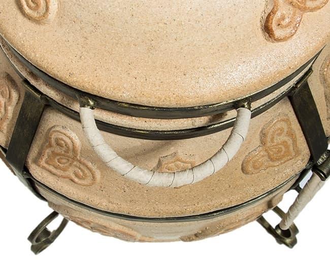 Тандыр Урал, слоновая кость, Эко - фото 6700