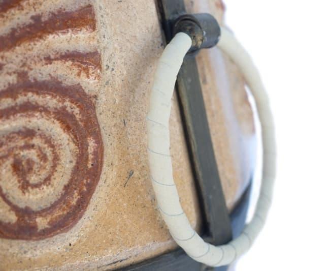 Тандыр Греческий, слоновая кость, крышка откидывается, Эко - фото 6790