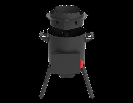 Мангал Краун-400 (для печи Берель 400 К) - фото 7124