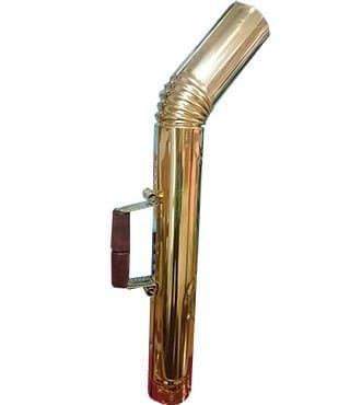 Труба для жарового самовара латунная Штамп - фото 9007