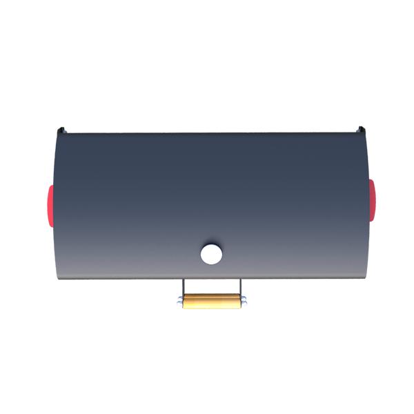 Редлайнер крышка-гриль чугунная решетка Grillver - фото 9341