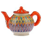 чайник заварочный оранжевый мехроб 1 литр