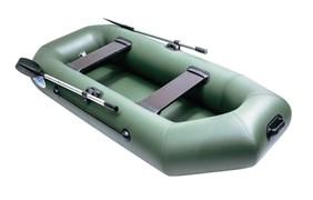 Фото лодки Rush 260 зеленая