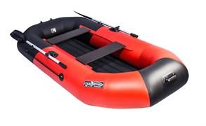 """Лодка NX 270 НД """"Комби"""" красный/черный фото"""