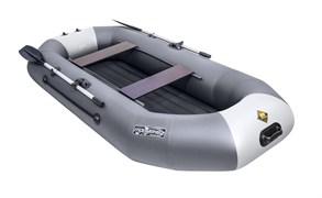 Лодка NX 270 НД графит/светло-серый фото
