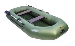 Лодка NX 270 НД зеленый фото