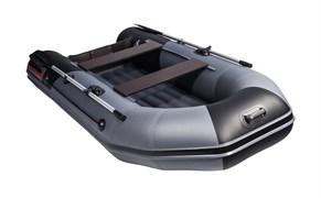 Лодка NX 2800 НДНД графит/черный фото