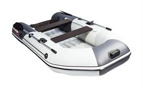 "Лодка NX 2800 НДНД ""Комби"" светло-серый/графит фото"