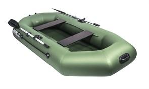 Пвх лодка АКВА-МАСТЕР 260 зеленый фото