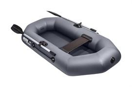 Лодка пвх Аква-оптима 210 графит фото