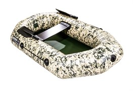 Лодка ПВХ Аква-оптима 190 Пиксель Фото