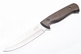 Нож сыч рукоять дерево сталь AUS-8 Арт.03147 Фото