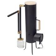 Дымогенератор ворон 20 литров с вентилятором фото