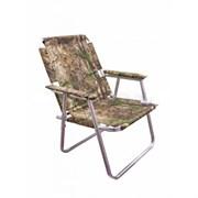 Кресло шезлонг алюминиевое №2 Медведь фото