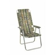 Кресло шезлонг алюминиевое №4 Медведь фото