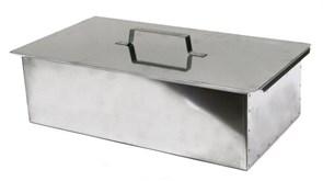 Коптильня нержавеющая сталь 0,8мм. 600х320х250