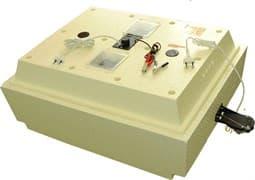 Инкубатор Золушка 70 яиц, автопереворот,220/12В, аналоговый терм., гигрометр