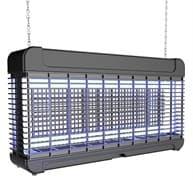Сверхмощный уничтожитель летающих насекомых со светодиодными лампами ЭкоСнайпер GB-30L
