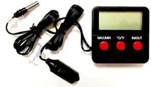 Гигрометр/термометр, время, будильник цифровой ТГМ-2